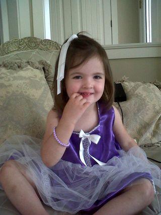 Lila purple